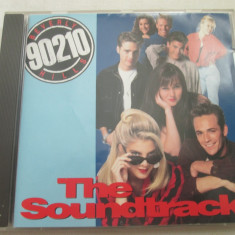 Various ‎– Beverly Hills, 90210 : soundtrack _ cd, Germania - Muzica soundtrack Altele