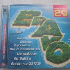 Various – Bravo Hits 29 _ dublu cd, Elvetia - Muzica Dance warner