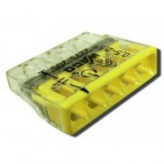 Conector Doza Wago 5x2.5 solid - Accesoriu instalatie electrica