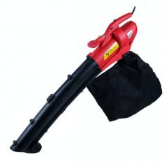 Aspirator cu tocator si suflanta pentru frunze 2500 W Raider Power Tools RD-EBV01M - Aspirator vertical