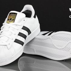 Adidasi Adidas Superstar alb Dama - Adidasi dama, Culoare: Din imagine, Marime: 36, 37, 38, 39, 40, 41, 42, 43, 44, Piele sintetica