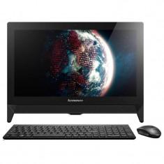 Sistem All in One Lenovo IdeaCentre C20 19.5 inch Full HD Intel Celeron J3160 4GB DDR3 500GB HDD Black - Sisteme desktop cu monitor