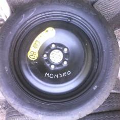 Rezerva ingusta FORD Mondeo, C-Max, Focus pe R16 cu 5x108 - Roata de rezerva Auto