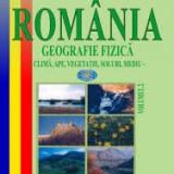 Mihai ielenicz Romania geografie fizica vol. 2 - Carte Geografie