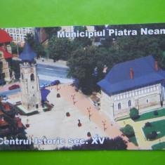 HOPCT 11999 R  PIATRA NEAMT /CENTRUL ISTORIC   -JUD NEAMT -NECIRCULATA