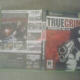 True Crime - Streets of LA - XBox classic Compatibil XBox 360