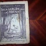 N. niculescu niger de la leagan pana la mormant - Carte veche