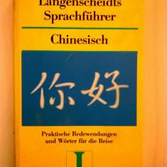 Langenscheidts Sprachfuhrer Chinesisch - Carte Literatura Germana