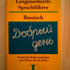 Langenscheidts Sprachfuhrer Russisch