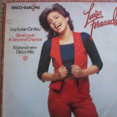 Luisa fernandez disco darling album disc vinyl lp muzica pop 1978 editie vest, VINIL