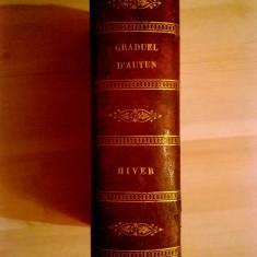 Graduel du Diocese D'Autun Note {Partie d'Hiver, 1844} - Carte Literatura Franceza