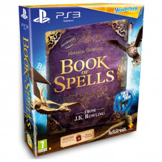 Book of Spells and Wonderbook PS3