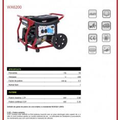 Generator monofazat 5300 W AVR