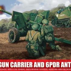Airfix Bren Gun Carrier Anti Tank Gun - Jocuri Seturi constructie