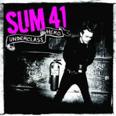 SUM 41 Underclass Hero cd disc muzica punk rock pop alternative editie vest 2007
