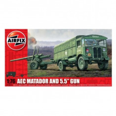 Kit Automodele Arifix 01314 Camion Aec Matador And 5.5