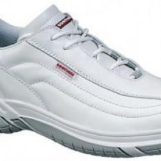 Pantofi Barbati - Piele Vitel - BIT BONTIMES-SOLARIS, Marime: 40, 41, 42, 43, 45, Piele naturala, Alb