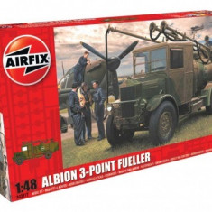Albion Am463 3-Point Refueller 1:48 - Set de constructie Airfix