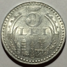 5 Lei 1978 Romania XF - Moneda Romania