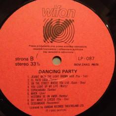 DANCING PARTY (LP-087/WIFON/POLONIA/1986) - VINIL - Muzica Dance