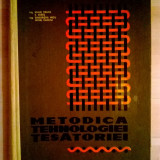 M. Frank, s.a. - Metodica tehnologiei tesatoriei