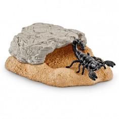 Pestera Scorpionului Schleich - Figurina Animale