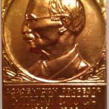 MEDALIA ACADEMICIAN PROFESOR MIHAI CIUCA