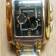 Ceas de mână UNISEX - Cheng Guang - Ceas unisex, Inox