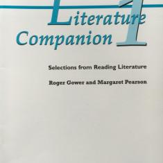 LITERATURE COMPANION 1- Roger Gower, Margaret Pearson