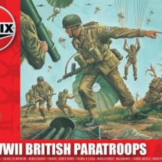 Airfix British Paratroops - Set de constructie