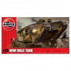 Kit Modelism Airfix 01315 Tanc Wwi Male Tank Scara 1:76 - Jocuri Seturi constructie