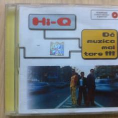 HI Q da muzica mai tare cd disc muzica pop house dance mapa foto texte 2001