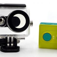 Carcasa Waterproof Xiaomi YI Camera Action Rezistenta Apa Capac Negru