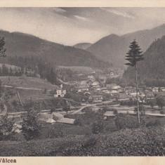 VOINEASA VALCEA , VEDERE GENERALA , CIRCULATA 1943 CENZURAT VALCEA 6, Ramnicu Valcea, Printata