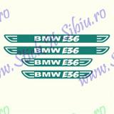 Set Praguri BMW E36-Model 4_Tuning Auto_Cod: PRAG-244 - Praguri tuning