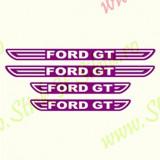 Set Protectii Praguri Ford GT-Model  1_Tuning Auto_Cod: PRAG-020