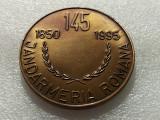 JANDARMI -MEDALIA JANDARMERIA ROMANA 1850-1995