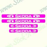 Set Protectii Praguri Skoda-Model 3_Tuning Auto_Cod: PRAG-146