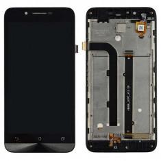 Display Cu Touchscreen Asus Zenfone Go ZC500TG Negru - Display LCD