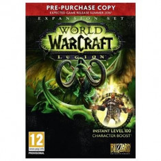 World Of Warcraft Legion Pc - Joc PC Blizzard, Role playing, 16+, MMO