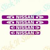 Set Protectii Praguri Nissan-Model 3_Tuning Auto_Cod: PRAG-152