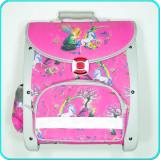 GHIOZDAN FETE, usor, FIABIL, ergonomic, cu CADRU DE PROTECTIE din plastic, roz