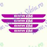 Set Protectii Praguri BMW E36-Model 2_Tuning Auto_Cod: PRAG-104