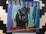 Four Tops the Show Must Go On album disc vinyl lp muzica funk soul pop 1977 usa