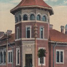 RAMNICU VALCEA, POSTA, CIRCULATA 1924 - Carte Postala Oltenia dupa 1918, Printata