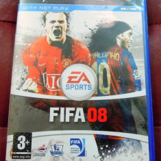 Fifa 08, PS2, original, alte sute de jocuri! - Jocuri PS2 Ea Sports, Sporturi, 3+, Multiplayer