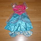 Costum carnaval serbare sirena dora pentru copii de 2-3-4 ani - Costum Halloween, Marime: Masura unica, Culoare: Din imagine