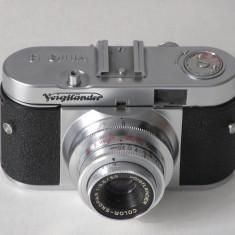 Voigtlander Vito B - 1954 - Transport gratuit prin posta! - Aparat Foto cu Film Voigtländer