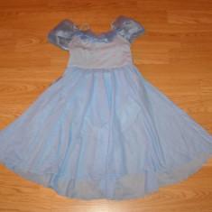 Costum carnaval serbare rochie dans balet pentru copii de 5-6 ani - Costum Halloween, Marime: Masura unica, Culoare: Din imagine
