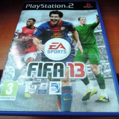 Fifa 13, PS2, original, alte sute de jocuri! - Jocuri PS2 Ea Sports, Sporturi, 3+, Multiplayer